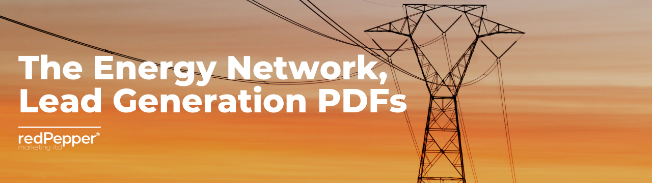 The Energy Network Lead Generation PDFs Case Study