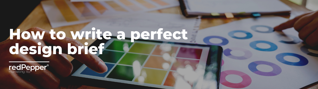 How to write a perfect design brief